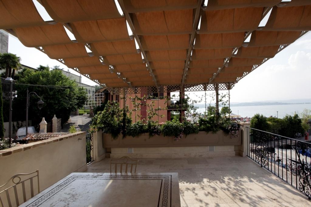 portico per terrazza complementi d 39 arredo