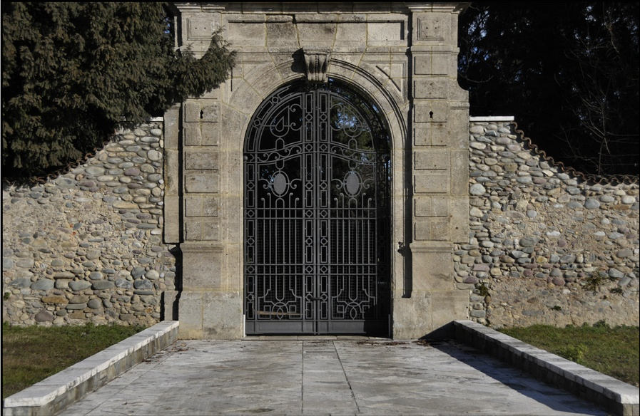 Très Cancello pedonale - Cancelli in ferro e recinzioni in ferro ZL52