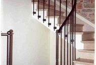 Staircase banister 2