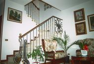 Staircase banister 4