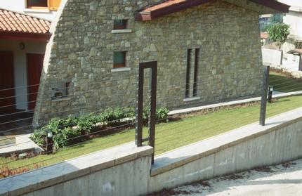 Recinzioni in ferro cancelli in ferro e recinzioni in ferro for Casa moderna jesolo